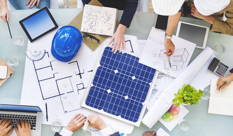 Solar Power - Solar Battery